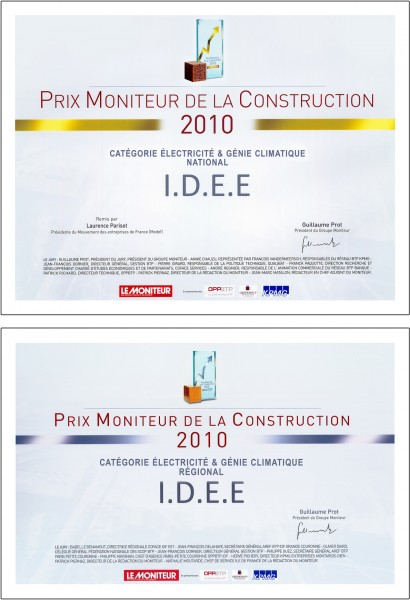 Prix moniteur de la construction 2010 idee for Prix de construction
