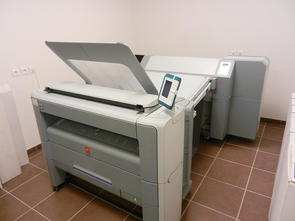 Imprimante OCE